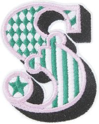 Liberty - Embroidered Sticker Patch In S - Lyst
