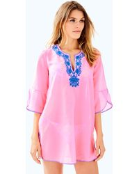 Lilly Pulitzer - Piet Cover Up - Lyst