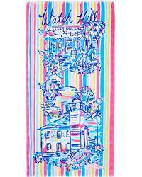 Lilly Pulitzer - Destination Beach Towel - Lyst