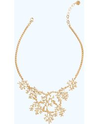 Lilly Pulitzer - Elsa Necklace - Lyst