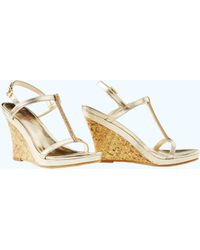Lilly Pulitzer - Maxine Wedge - Lyst