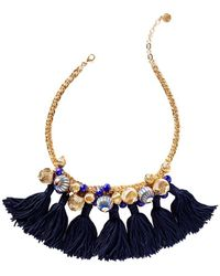 Lilly Pulitzer - Starburst Cluster Necklace - Lyst