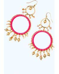 Lilly Pulitzer - Beachcomber Earring - Lyst