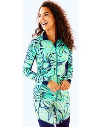 Lilly Pulitzer - Upf 50+ Sunset Key Jacket - Lyst