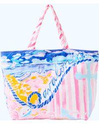 Lilly Pulitzer - Destination Beach Tote - Lyst