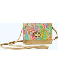 Lilly Pulitzer - Ibiza Printed Interchangeable Flap - Lyst