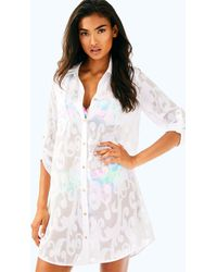 Lilly Pulitzer - Natalie Coverup - Lyst