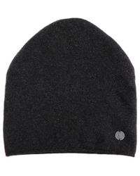 Lost & Found - Wool And Angora Beanie - Lyst