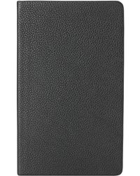 L.K.Bennett - Ingrid Black Leather Notebook - Lyst