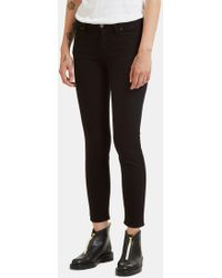Acne Studios - Climb Stay Skinny Jeans In Black - Lyst