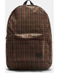 Marni - X Porter Patterned Backpack In Green, Orange, Brown And Black - Lyst