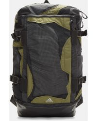adidas Originals - X Kolor Ops Backpack In Khaki - Lyst