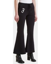 Facetasm - Cropped Track Pants - Lyst