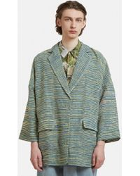 Anntian - Light Sakko Jacket In Multi - Lyst