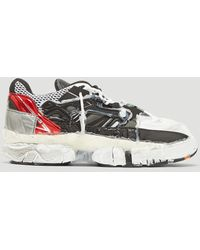 Maison Margiela - Melted-detail Sneakers - Lyst
