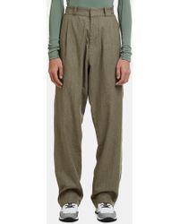 GmbH - Tarek Classic Pants In Green - Lyst
