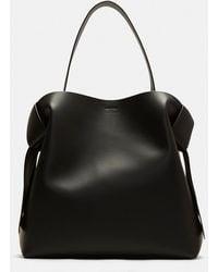 Acne Studios - Musubi Maxi Bag In Black - Lyst