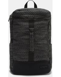 Eastpak - Bust Dark Twine Backpack In Dark Grey - Lyst