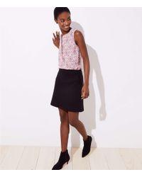LOFT - Pocket Shift Skirt - Lyst