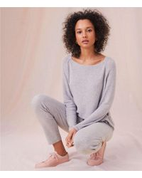 LOFT | Lou & Grey Dolman Sweater Tunic | Lyst