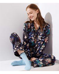 LOFT - Garden Pyjama Set - Lyst