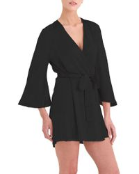 Rya Collection - Heavenly Wrap Robe - Lyst