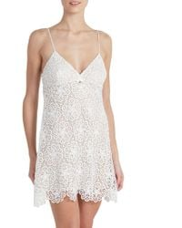 Rya Collection - Pretty Ii Lace Chemise - Lyst