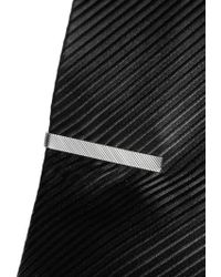 David Donahue - Silver Tie Bar - Lyst