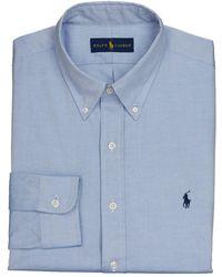 Polo Ralph Lauren   Pinpoint Oxford Dress Shirt   Lyst