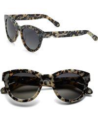 Marc New York - 51mm Cat Eye Sunglasses - Lyst