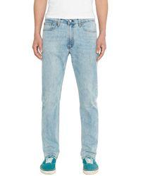 Levi's - 513 Bluestone Straight-leg Jeans - Lyst
