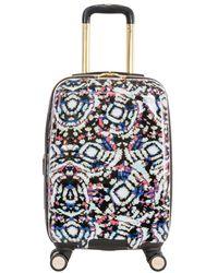 Aimee Kestenberg - ?malibu Printed Upright Hardshell Spinner Carry-on Suitcase - 22 In. - Lyst