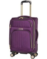"Aimee Kestenberg - Florence 20"" Expandable Eight-wheel Suitcase - Lyst"