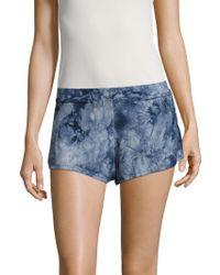 C&C California - California Tie-dye Shorts - Lyst