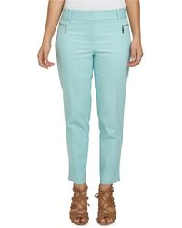 Chaus - Beach Foam Dena Zipper Pocket Trousers - Lyst