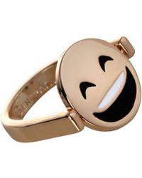 BCBGeneration - Emoji Spinner Ring - Lyst