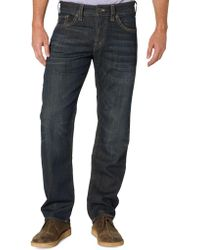 Silver Jeans Co. - Eddie Relaxed Fit Jeans - Lyst