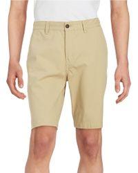Weatherproof - Cotton Chino Shorts - Lyst