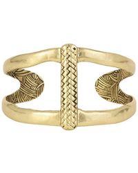 The Sak - Woven Cuff Bracelet - Lyst