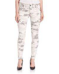Tinsel - Camo Sky Jeans - Lyst