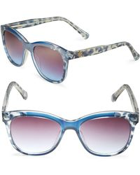 Vince Camuto - 51mm Round Sunglasses - Lyst