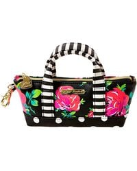 Betsey Johnson - Multi Patterned Pencil Case - Lyst