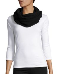 Lord & Taylor - Cashmere Infinity Loop Scarf - Lyst