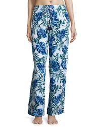 Tommy Bahama - Fronds Floating Wide-leg Trousers - Lyst