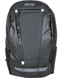 Kenneth Cole Reaction - Leather Trimmed Backpack - Lyst