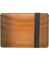 Hook + Albert - Leather Cardholder - Lyst