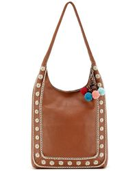 The Sak - Pfieffer Leather Shoulder Bag - Lyst