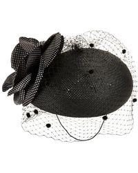 Kathy Jeanne - Formal Bowl Hat - Lyst