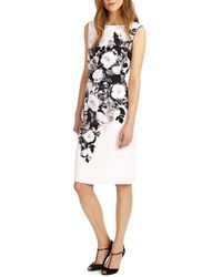 Phase Eight - Eleanor Floral Dress - Lyst