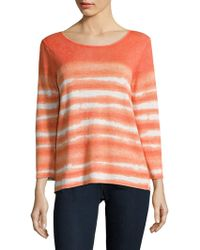 Tommy Bahama - Striped Linen Jumper - Lyst
